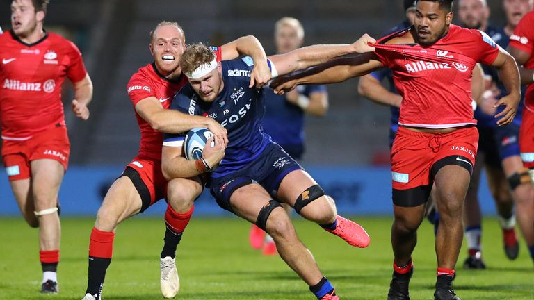Gallagher Premiership Sunday S Talking Points Rugby Union News Sky Sports