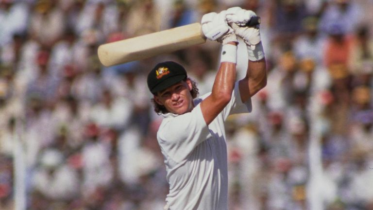 Jones' best-remembered innings in Test cricket came against India in Chennai in 1986, where he scored 210 to help Australia to a famous tie