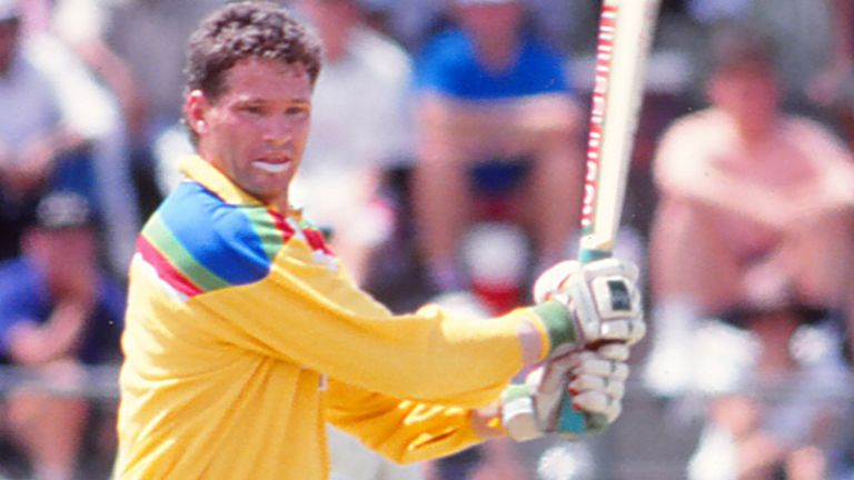 Jones scored over 6,000 runs for Australia in one-day internationals