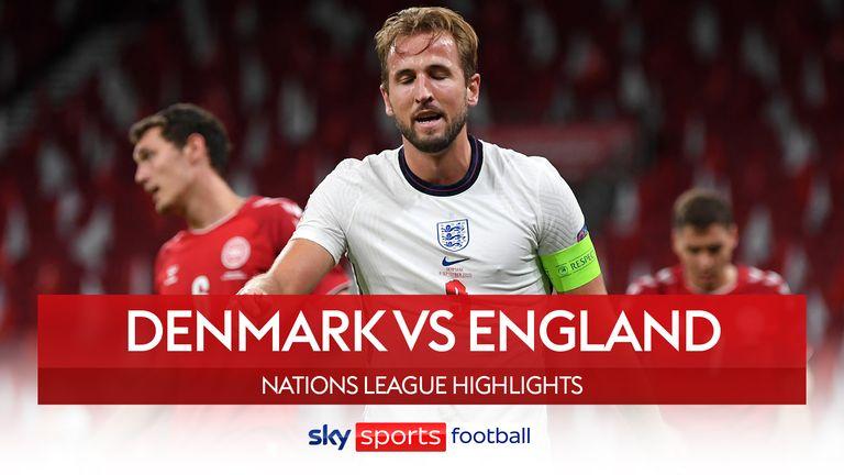 Denmark 0-0 England
