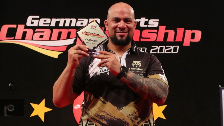 Devon Petersen outlines his ambition for the development of darts within Africa | Darts News