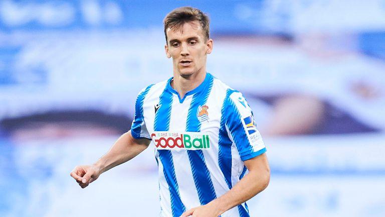 Diego Llorente Real Sociedad