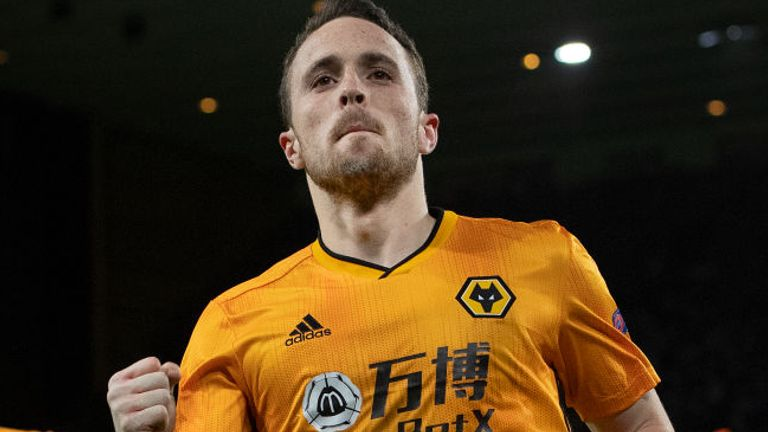 Liverpool have made Diogo Jota their third signing of the transfer window