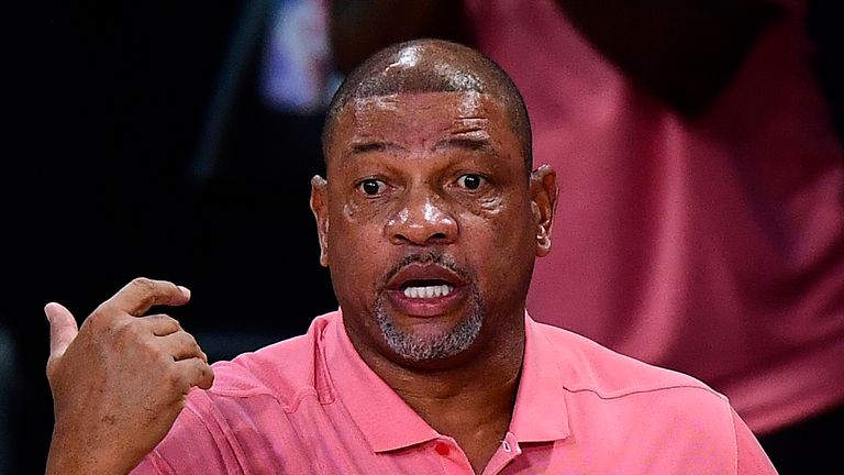 Doc Rivers has reportedly been fired by the Clippers