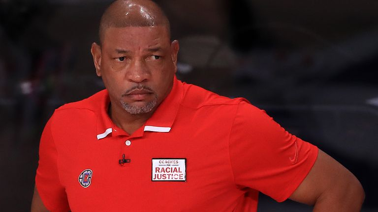 Doc Rivers left the Los Angeles Clippers following their Western Conference semi-final exit