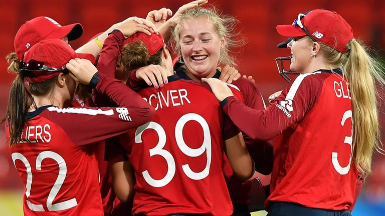 England Women will host West Indies in five Twenty20 matches in Derby later this month