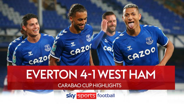 Everton v West Ham