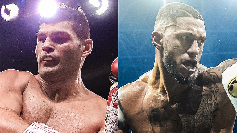 Hrgovic and Tony Yoka fight this weekend
