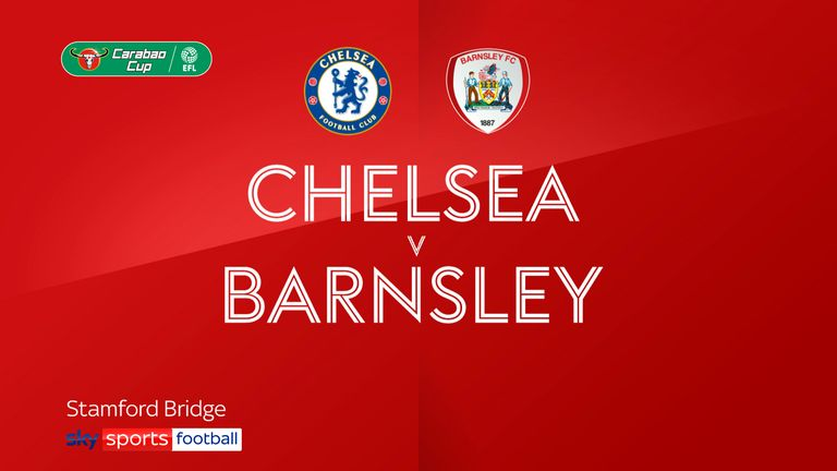 chelsea v barnsley badge