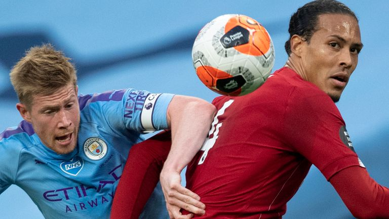 Manchester City and Liverpool will battle for the Premier League title again