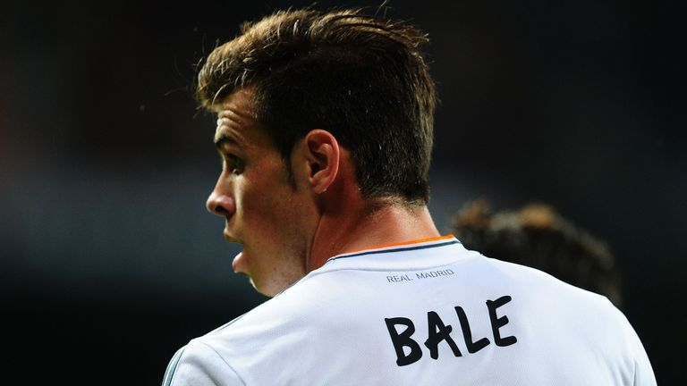 Real Madrid's Gareth Bale is nearing a sensational return to former club Tottenham