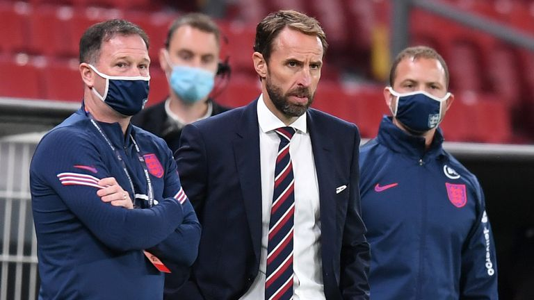 """Gareth Southgate insists he will not """"hurt"""" Greenwood and Foden any more"""