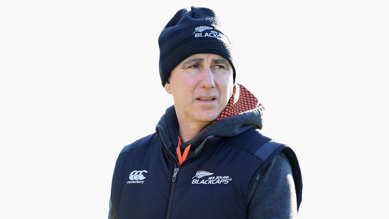 Gary Stead has been rewarded with a new deal by New Zealand after impressing during his two years in charge