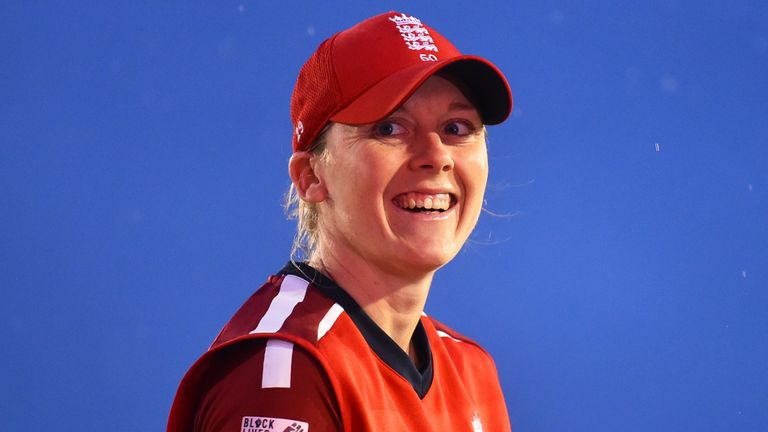 Heather Knight's England are the first cricket team guaranteed a spot at the 2022 Commonwealth Games in Birmingham