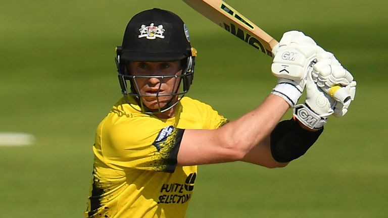 Ian Cockbain finished unbeaten on 30 as Gloucestershire thumped Northants