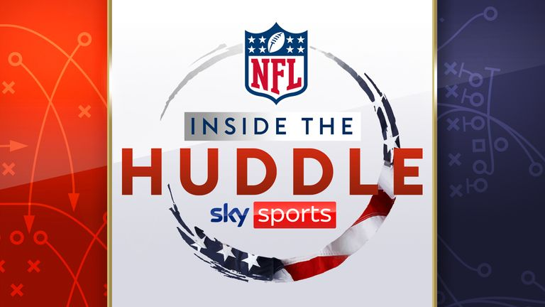 Inside The Huddle podcast image