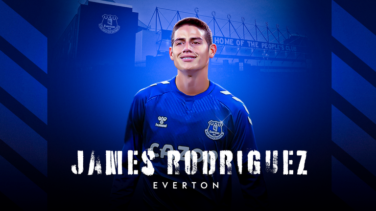 Will James Rodriguez star in the Premier League with Everton?