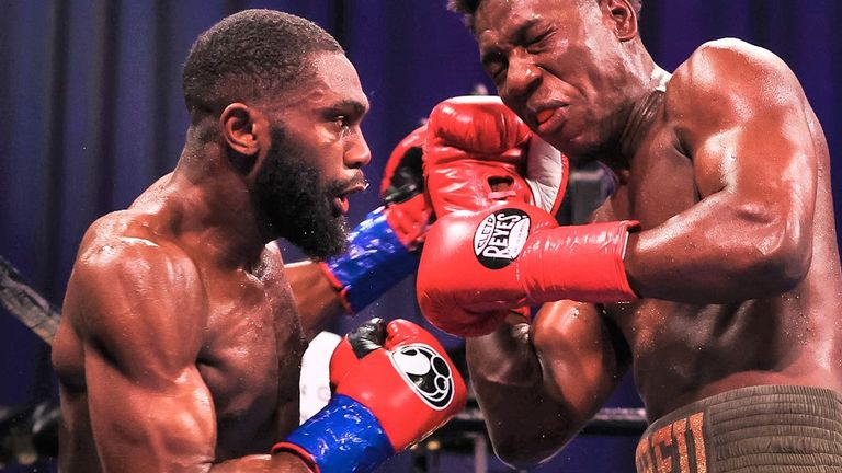 Jaron Ennis has edged closer to America's pound-for-pound stars at welterweight