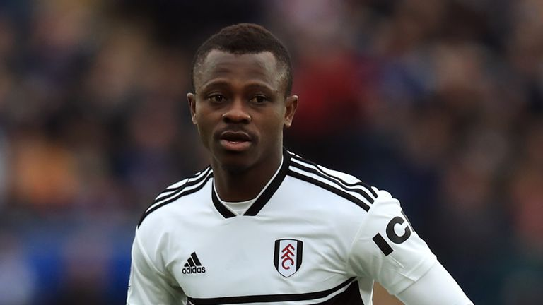 Inter Milan are looking at signing the Fulham midfielder