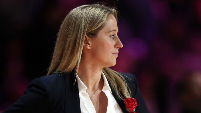 UK head coach Jess Thirlby is unable to travel to New Zealand with his squad