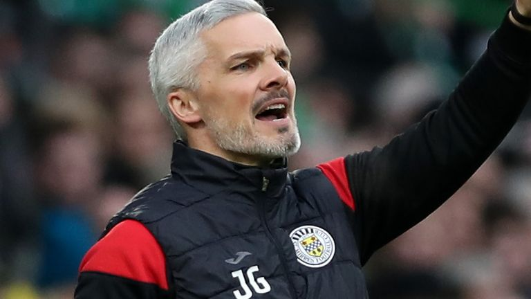 Jim Goodwin strongly believed St Mirren's Premiership match at home to Hibernian on Saturday should have been postponed