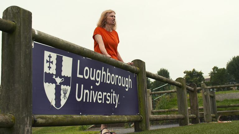 Joanna Harper, an expert at Loughborough University, opposes World Rugby's data used to come up with their rules around transgender athletes