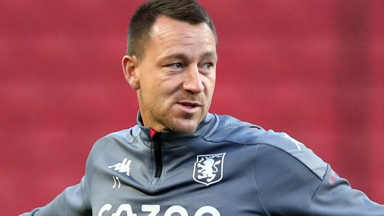 Former Chelsea captain John Terry has worked as Aston Villa assistant head coach since October 2018