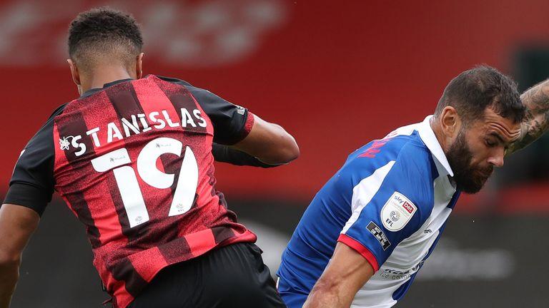 Bournemouth and Blackburn traded blows at the Vitality Stadium before Arnaut Danjuma netted a late winner