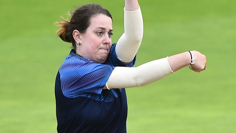 Leg-spinner Levick expects Superchargers to perform well in The Hundred