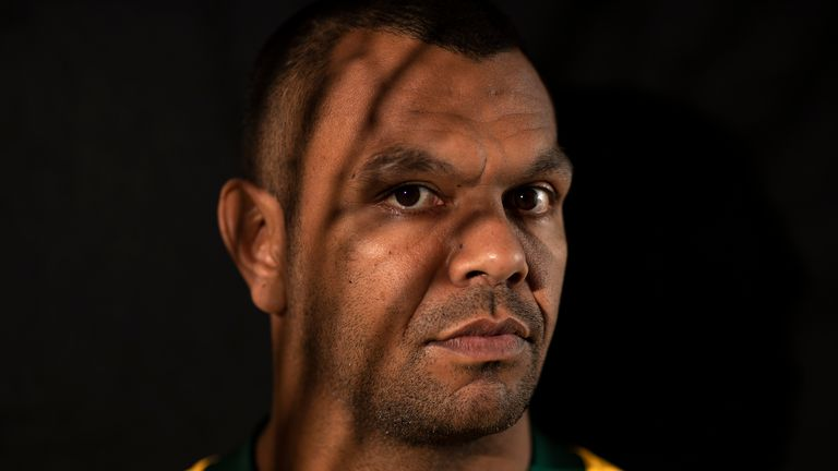 Australia and Racing 92's Kurtley Beale says 'racism is everywhere' in exclusive interview