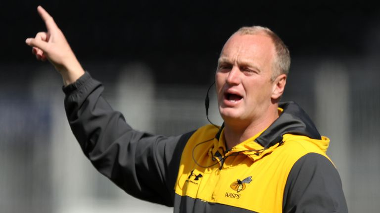 Wasps head coach Lee Blackett will be relieved his side can take part in the Premiership final, but he confirmed 11 players are unavailable for selection