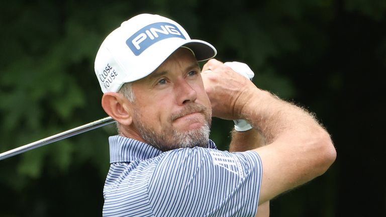 Westwood is still searching for a maiden major title