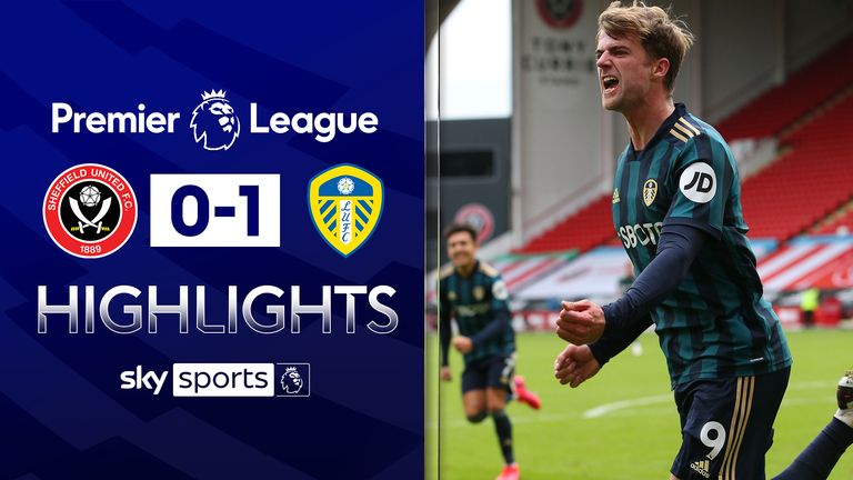 Sheffield United v Leeds highlights