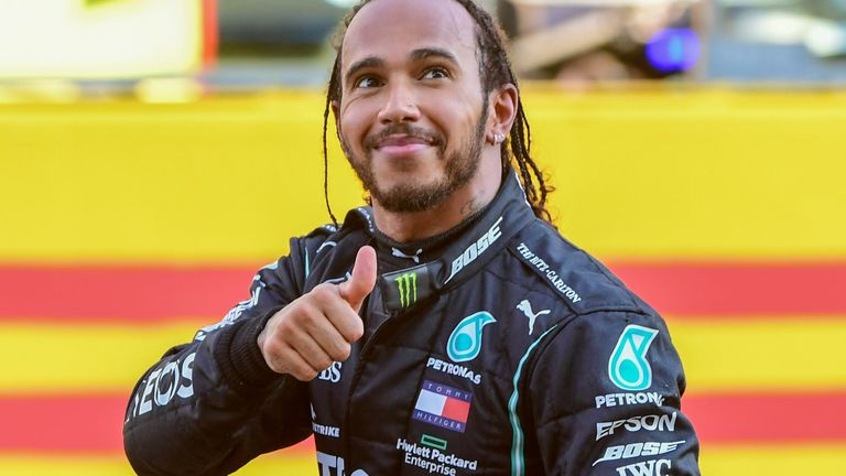 Lewis Hamilton wants to provide improved avenues and opportunities for black students to work in the motorsport industry