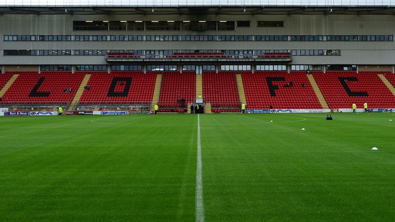 Leyton Orient's tie with Tottenham in the Carabao Cup has been postponed after a number of players tested positive for coronavirus