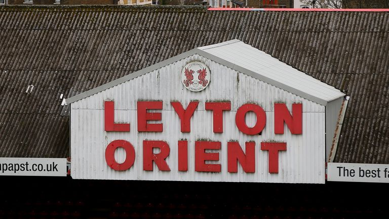 Leyton Orient general view