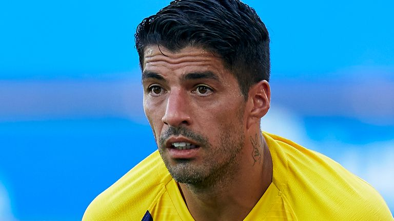 Barcelona forward Luis Suarez is wanted by both La Liga rivals Atletico Madrid and Italian champions Juventus