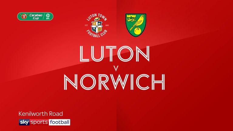 Luton v Norwich