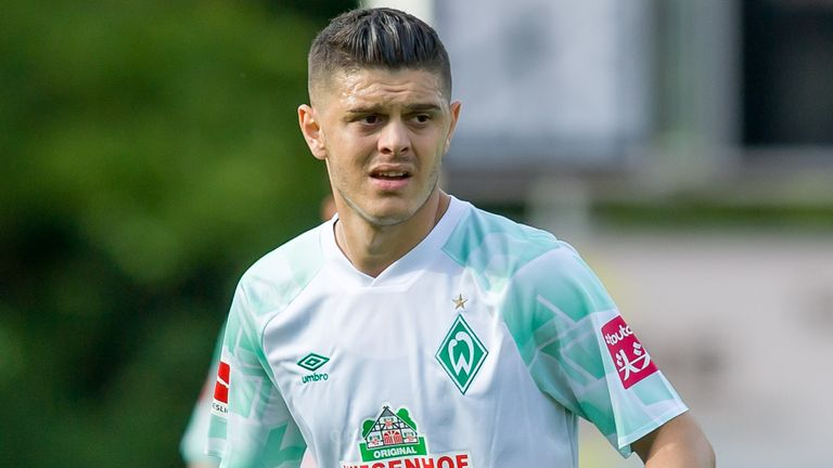 Milot Rashica was the subject of talks over a move to RB Leipzig this summer