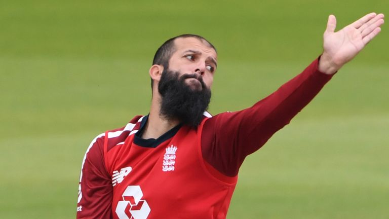 Moeen Ali is the first Muslim to captain the England team