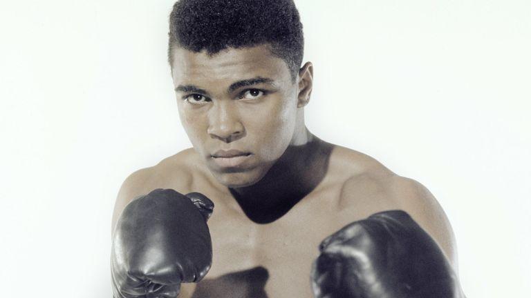 A Muhammad Ali tribute is planned by Yuniel Dorticos