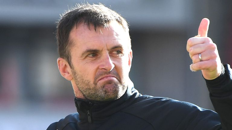 Luton boss Nathan Jones has steered his side to two wins from two in the Championship