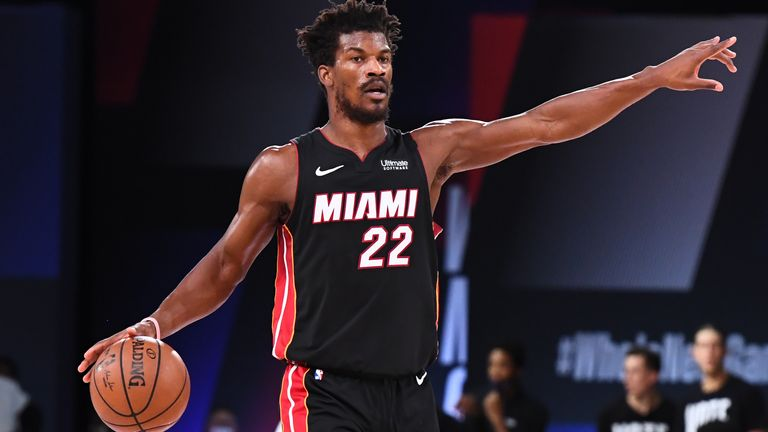 Check out Jimmy Butler's best plays so far this season as the Miami Heat prepare to face the Los Angeles Lakers in the NBA Finals.