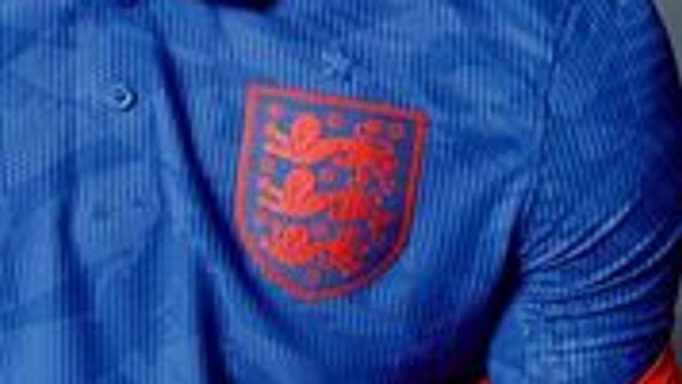 New England away kit