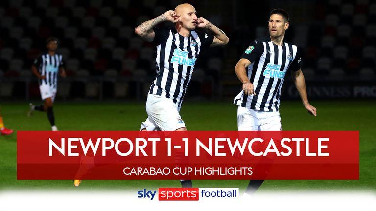Newport v Newcastle