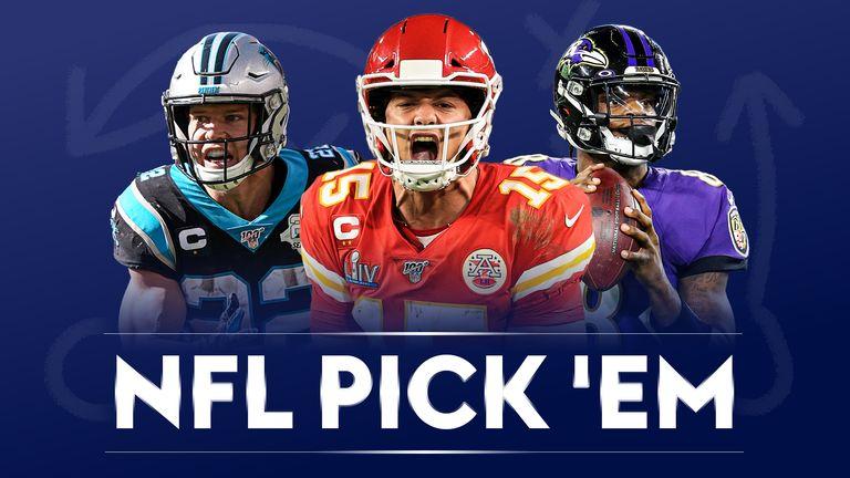 NFLl Pick 'Em