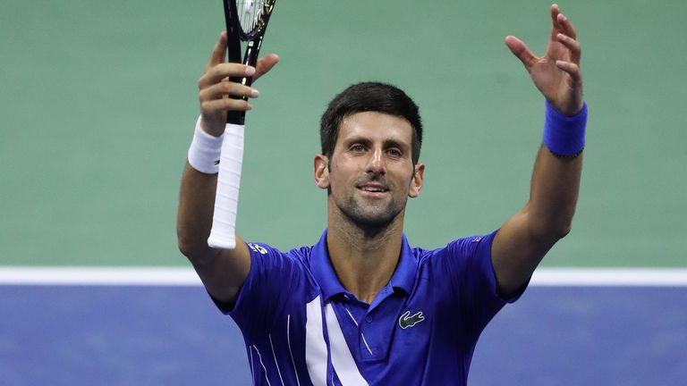 Novak Djokovic Us Open Default Adds To Damaging 2020 Tennis News Sky Sports