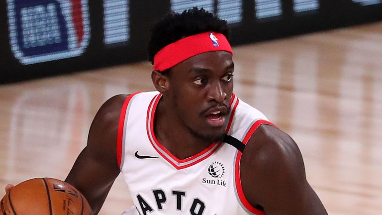 Siakam had another tough night in Game 7 against the Celtics