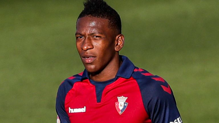 Pervis Estupinan will play for a fifth different Spanish club this season after joining Villarreal
