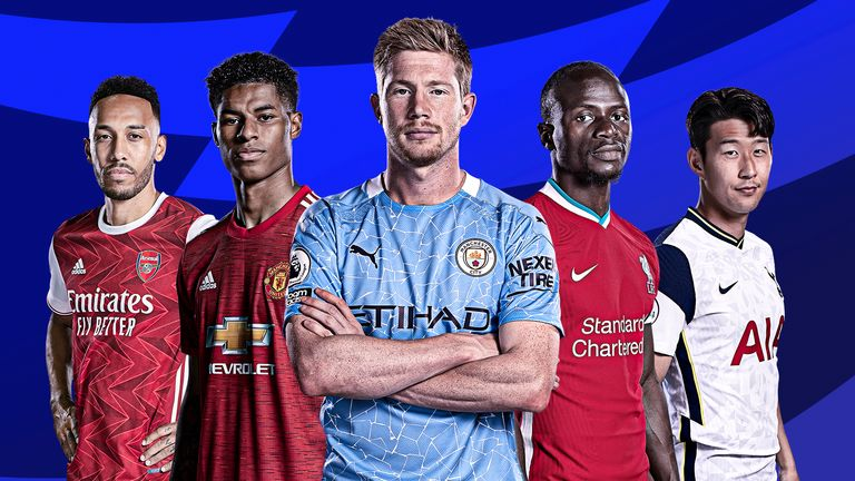 Premier League Games Live On Sky Sports In November Manchester City Vs Liverpool Chelsea Vs Tottenham Football News Sky Sports
